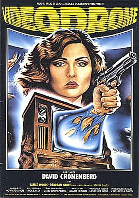 David Cronenburg film VideoDrome
